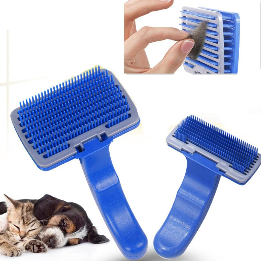 Strong ABS Dog Comb For Hair Fur Cleaning Newest Dog Cat Use Grooming Brush Tool Hair