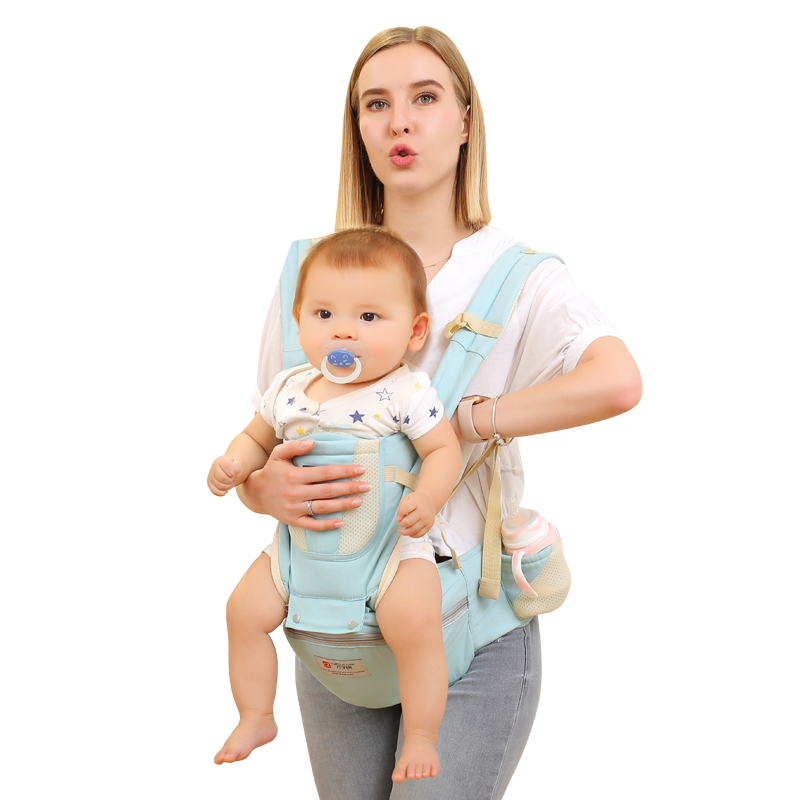 Multi-functional Multi-color Baby Slings Front Hugs Baby Waist Stools Childrens Horizontal Newborn Babies ArtifactMulti-functional Multi-color Baby Slings Front Hugs Baby Waist Stools Childrens Horizontal Newborn Babies Artifact
