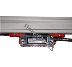Najlepsze marki skala liniowa 5 V TTL 5um KA600 1800mm koder do frezowania tokarki maszyny