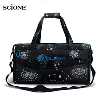 Dry Wet Swimming Sport Bags Gym Travel Bag Handbags For Shoes Fitness Training Handbag Shoulder Sac De Waterproof Tas XA551WA