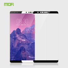 MOFI For For ZTE nubia z17s NX595J Tempered Glass Full Screen Coverage Tempered Glass Screen Protector Protective Film mofi for for zte nubia z17s nx595j tempered glass full screen coverage tempered glass screen protector protective film