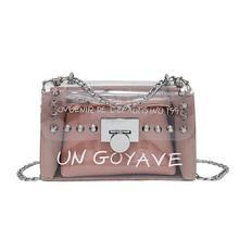 Summer Transparent Handbags