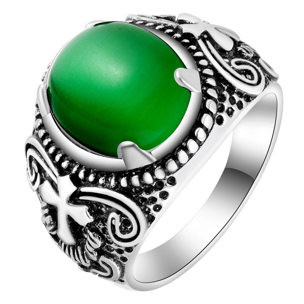 ᗑPj013 2016 con mejor calidad Tibet de plata grande elipse de color ...