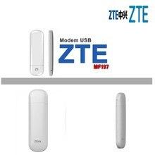 Lot of 10pcs Unlocked ZTE MF197 USB Dongle 14.4M