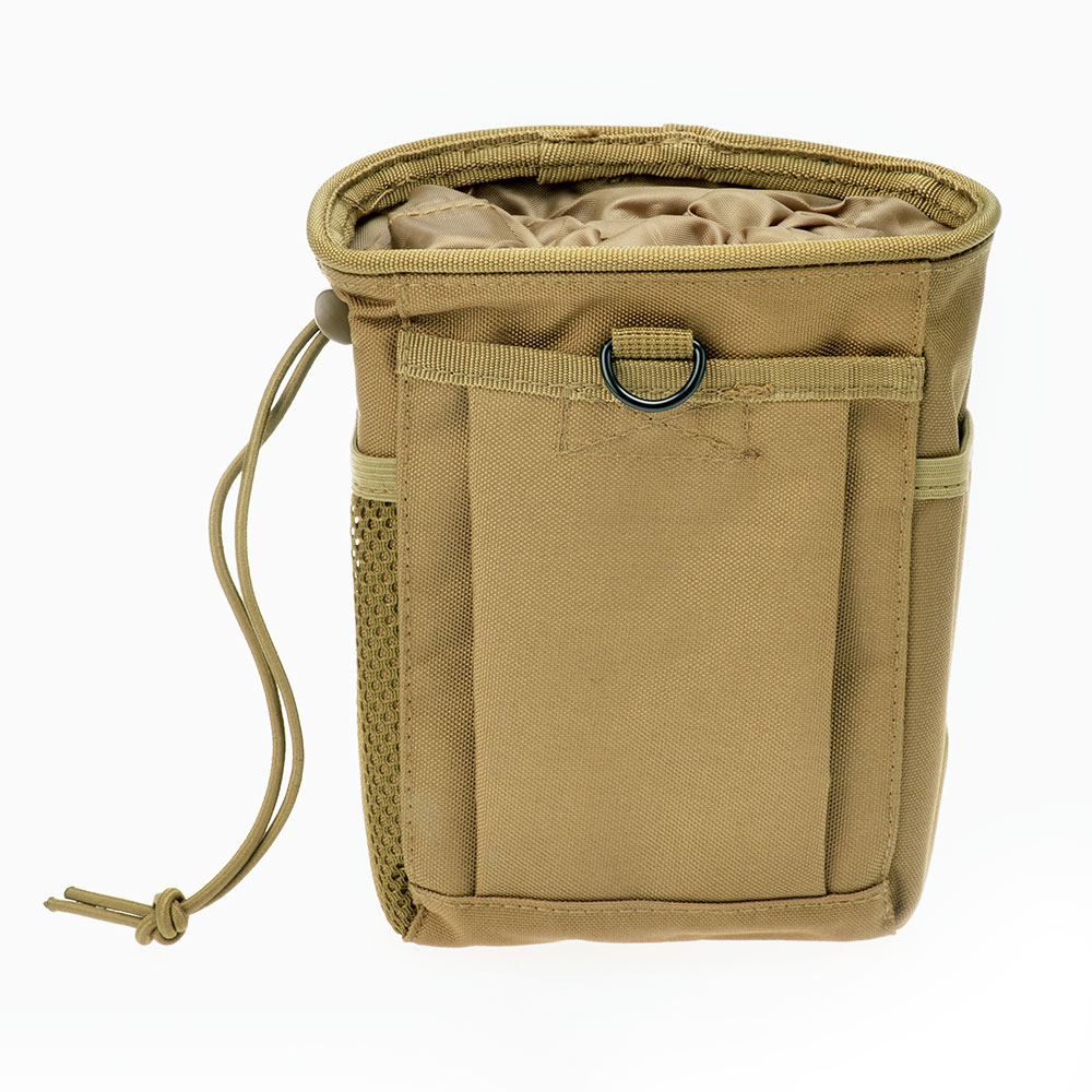 Militaire Tactical Dump Pouch Airsoft Wargame Hunting Magazine AMMO - Jacht