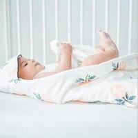 Hand painted roses baby blankets Newborns Winter Strollers Bed Swaddle Blanket Wrap Bedding baby swaddle sleeping blanket
