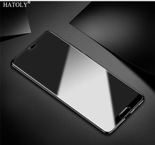 2pcs Tempered Glass Huawei P20 Plus Screen Protector Anti-brust P20+Glass Film HATOLY
