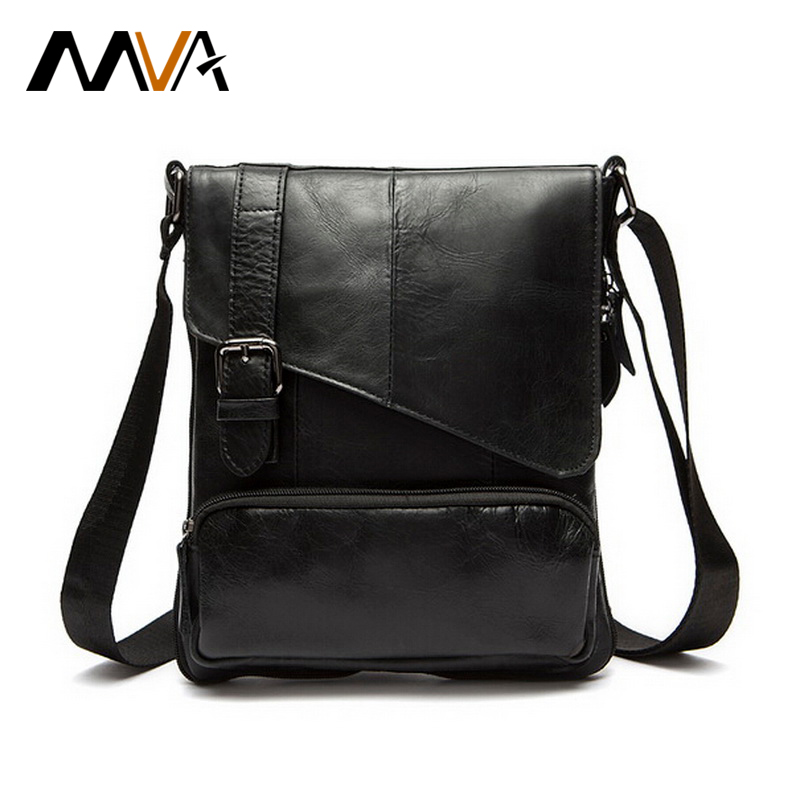 100% Genuine Leather Men Messenger Bags Single Shoulder Bag Men Crossbody Bag Hot Mens Travel Bags Leather Handbag