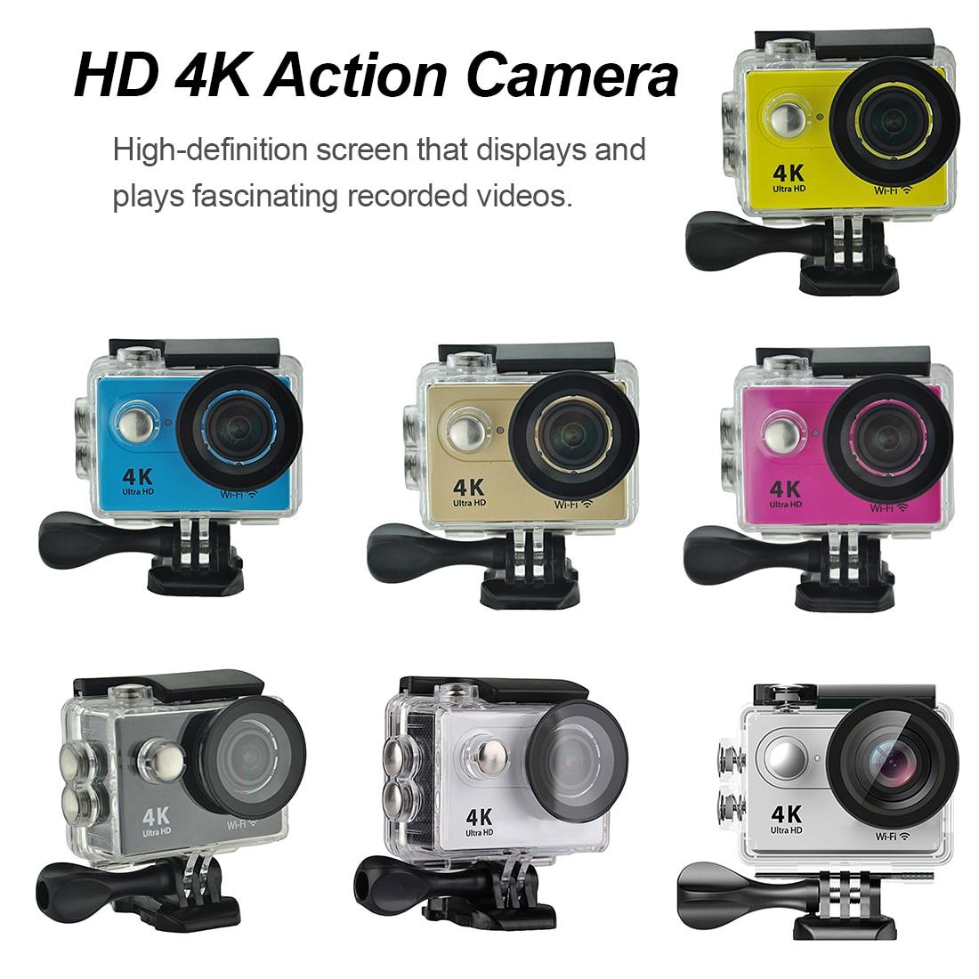 Professionnel H9R Ultra HD 4 K Action Caméra 30 m étanche 2.0