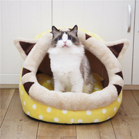 New Pet dog cat Bed litter kennel mattress cat supplies small dog washable Teddy nest summer sleeping bag four seasons