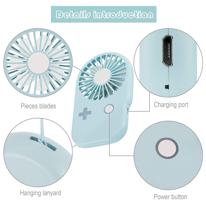 Mini usb de jeu de charge machine ventilateur extérieur portable mince de poche creative ventilateur de poche