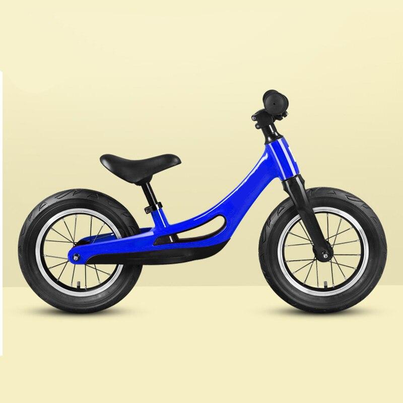 Tour de vélo pour enfants voitures miniatures voiture coulissante sans pédale - 4