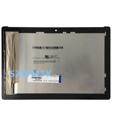Black/White For ASUS Zenpad 10 Z300CG Z300 Z300C LCD Display Panel + Touch Screen Digitizer Assembly Tablet PC Replacement Parts