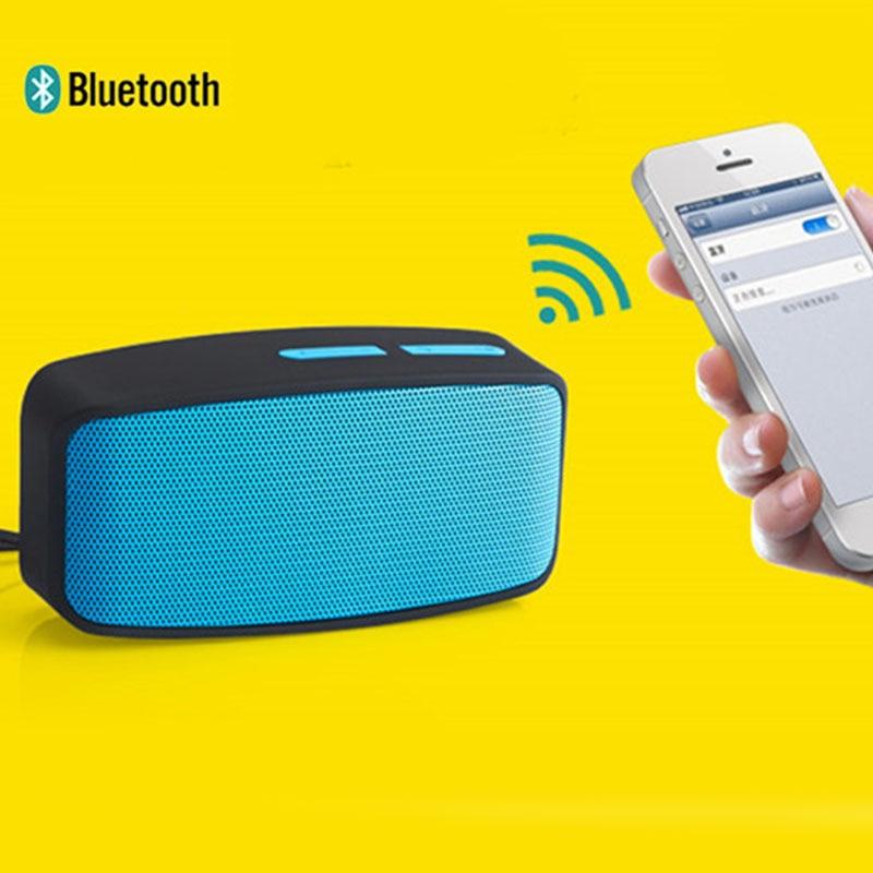 Venta al por mayor inalámbrico portátil MINI altavoz Bluetooth - Audio y video portátil - foto 3