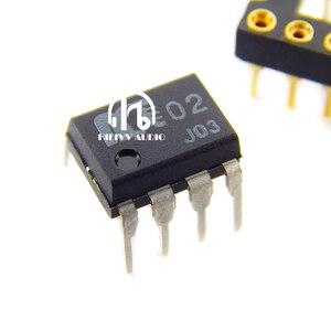 Image 2 - Hifivv audio muses02 op amp japon double amplificateur opérationnel muses 02 IC puce double canal hifi audio op amplificateur