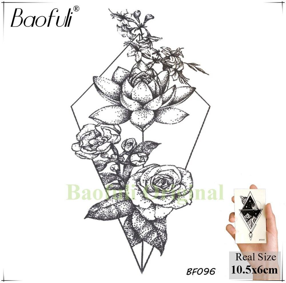 Sketsa Bunga Rose