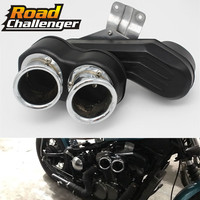 Air inflow cleaner air intake filter For STEED 400 breakout air intakes kit