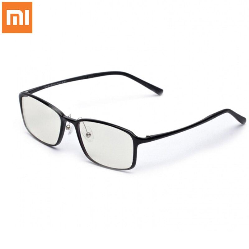 Мужские и женские очки Xiaomi TS, оригинальные очки с защитой UV400 от синего спектра, для игр на телефоне, компьютере и игр