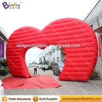Новый дизайн в форме сердца свадебная АРКА стенд 12*7 метров круглый свадебные арки для свадьбы День Святого Валентина украшения