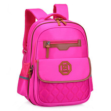 New Fashion School Bags for Boys Girls Brand Children Backpack Primary Student Book Bag Large Capacity Kids Schoolbag Hot