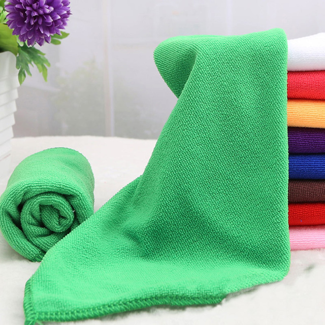 Portable Microfibre Towel Outdoor Sports Camping Travel Towel Quick-drying Hand Face Towel Soft Texture 2017ing