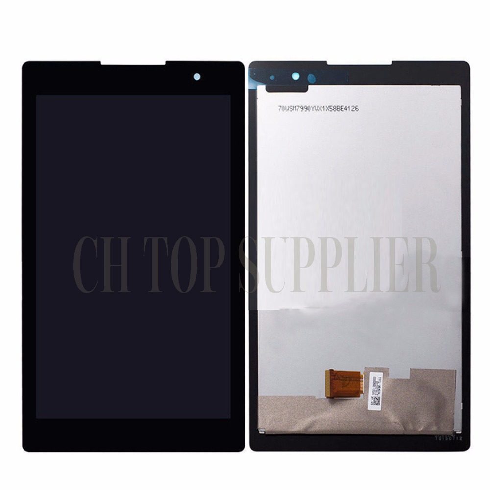 цена на For Asus ZenPad C7.0 Z170 Z170MG Z170CG Tablet Touch screen Digitizer Glass+LCD Display Assembly Parts Replacement Free shipping