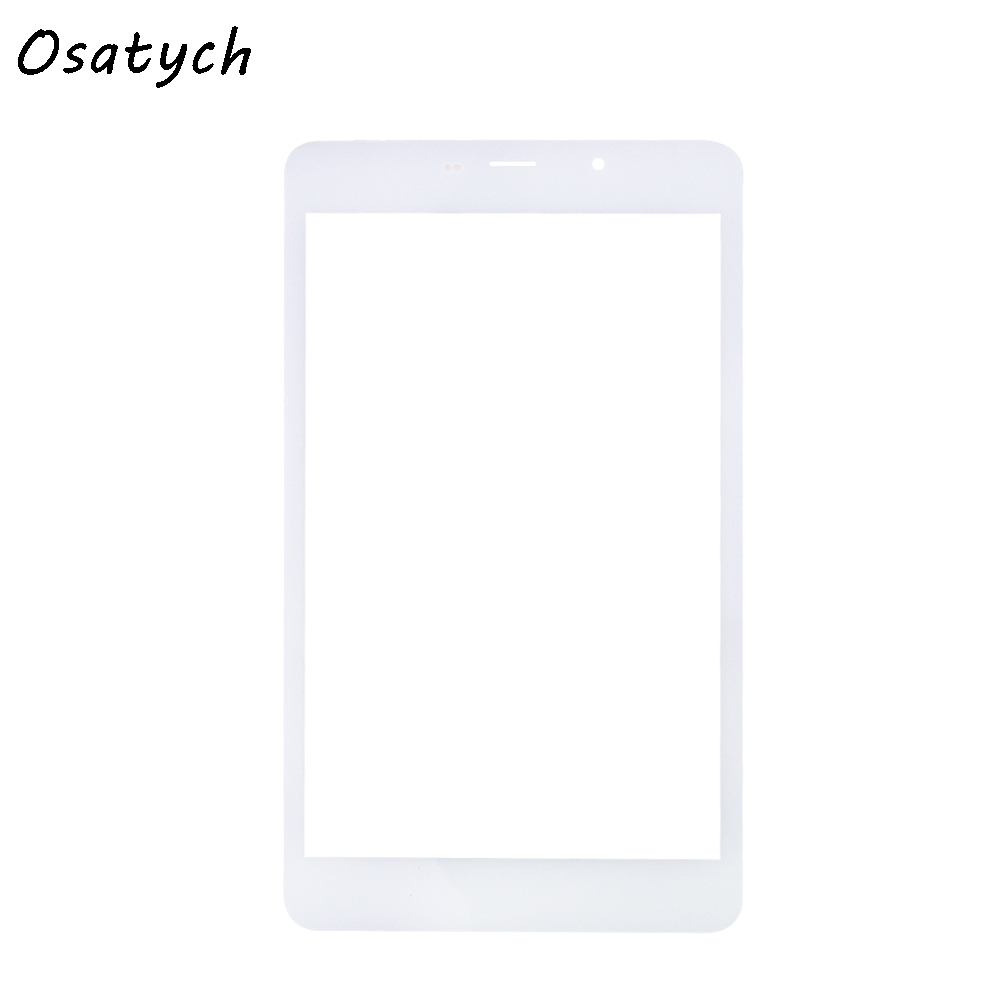 все цены на  White Touch Screen for CUBE T8 4G Panel XC-PG0800-026-A1-FPC Glass Sensor Digitizer Replacement  Free Shipping  онлайн