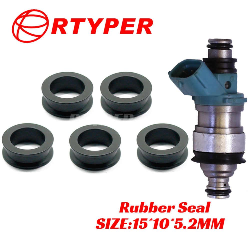 Set of 4 Jecs FBY2850 fuel Injector 2007-2012 Nissan Versa 16600-EN200