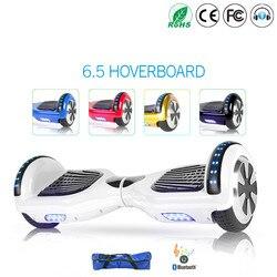 Wolna torba Giroskuter Hoverboard skuter elektryczny Dualtron Ultra Trike dryfu koła inteligentny koło zamachowe 6.5 Elektro skuter w Deskorolki elektryczne od Sport i rozrywka na