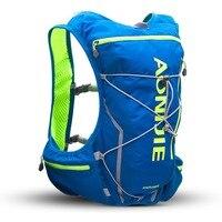 AONIJIE 10L Men Women Trail Running Hydration Backpack Outdoor Sports Hiking Racing Cycling Camping Pack Marathon Rucksack Bag