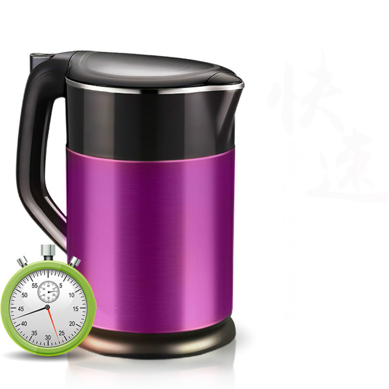 Electric kettle 304 stainless steel boiler automatic power Safety Auto-Off Function borner power win 304