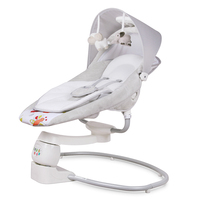 EU safety baby rocking chair 0 3 baby Electric cradle rocking chair soothing the baby's artifact sleeps newborn sleeping
