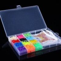 12 Colors Perler Beads1200pcs Box Set 5mm Hama Beads EVA Fuse Beads For Children Education Jigsaw