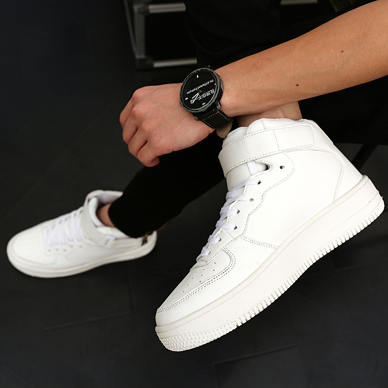Fall Men Sport Shoes 2017 Outdoor Comfortable British Style Running Shoes Air Breathable Travel Shoes Basket Femme Sneakers