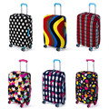 Elástica Bagagem Capa Protetora Para 18 a 30 polegada mala Trolley Sacos de Pó Caso Acessórios De Viagem Suprimentos Engrenagem Item Produto