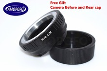 Amopofo M42 Screw Lens to For Leica M LM Mount Adapter M9 M8 M7 M6 M5 M4 M3 for TECHART LM-EA 7