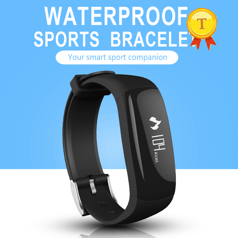 2018 best selling Pedometer Smart Watch Fitness Bracelet man Smart wrist Band Bluetooth Fitness calorie Watch