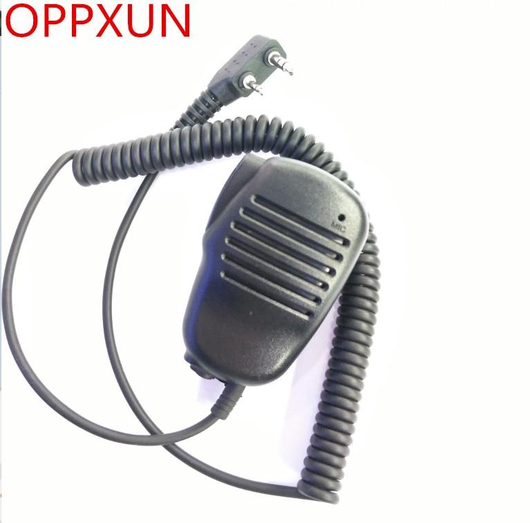 100% D'origine BaoFeng Handheld Président Mic. Microphone Pour Deux Façon Radio UV 5R UV-B5 BF-888S TG-UV2 KG-UVD1P PX-888 MILLIERS TK-3107