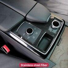 Per Mercedes benz ML320 2012 GLE W166 coupe c292 350d GL x166 GLS amg pannello di controllo centrale copertura console Interni accessori