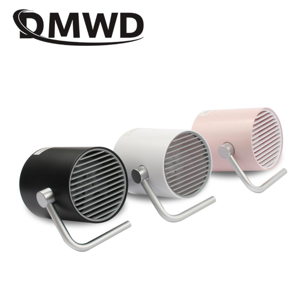 Verlegen Dmwd Mini Desktop Usb Klimaanlage Fan Tragbare Belüftung Klimaanlage Gebläse Kühlung Fans Ultra-ruhigen Klimaanlage Kühler Selbstbewusst Befangen Unsicher Gehemmt