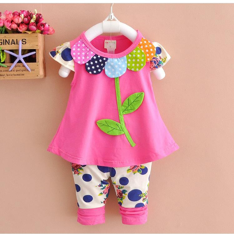 YZXY 2019Summer time Women Clothes Units Child Youngsters Garments Go well with Youngsters Sleeveless Flower T-Shirt +Pants roupas infantil meninas Clothes Units, Low-cost Clothes Units, YZXY 2019Summer time Women...