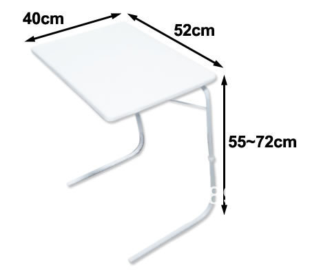 Portable, Multi Purpose, Foldable TV Dinner Table With 6 Height Adjustment  U0026 3 Different Angles In Dining Tables From Furniture On Aliexpress.com    Alibaba ...