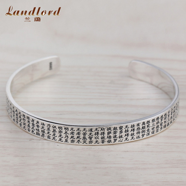 Brand New Pure 999 Sterling Silver Jewelry Simple Design Bangle S999 Thai Silver Bracelets Bangles For Women Fine Jewelry CB0032