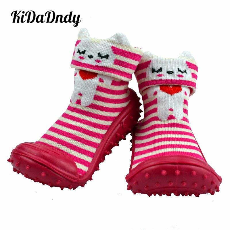 Baby Girls Buty Soft Bottom Floor Maluch Buty Obuwie Damskie buty - Buty dziecięce - Zdjęcie 1