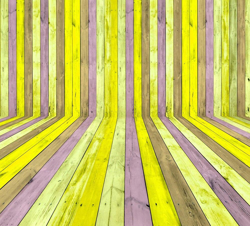 10X10ft Vinyl Custom Photography Backdrops Prop wood backgrounds for photo studio JTY-05