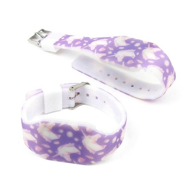 Unicorn Led Display Wrist Watch