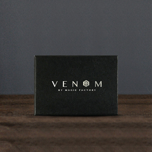 Venom by Magie Factory Gimmick online instruction Magic Tricks Mentalism Stage Close Up Fun Magia Toys