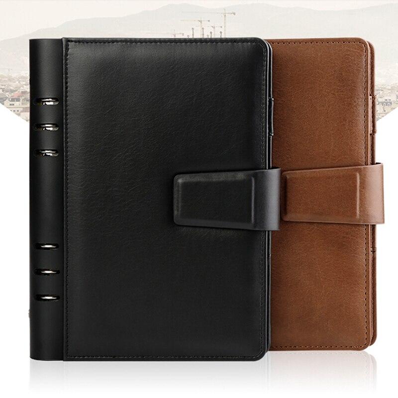 Логотип на заказ, блокнот из натуральной кожи, блокноты для записей, дневник на спирали, A5, дневник для путешественников, офисный Переплетчи