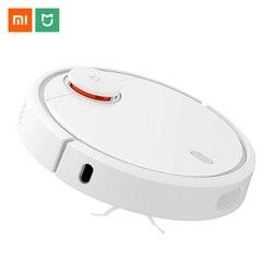 מקורי שיאו mi mi רובוט שואב אבק לבית אוטומטי גורף אבק תשלום מנקה חכם מתוכנן mi jia App מרחוק שליטה