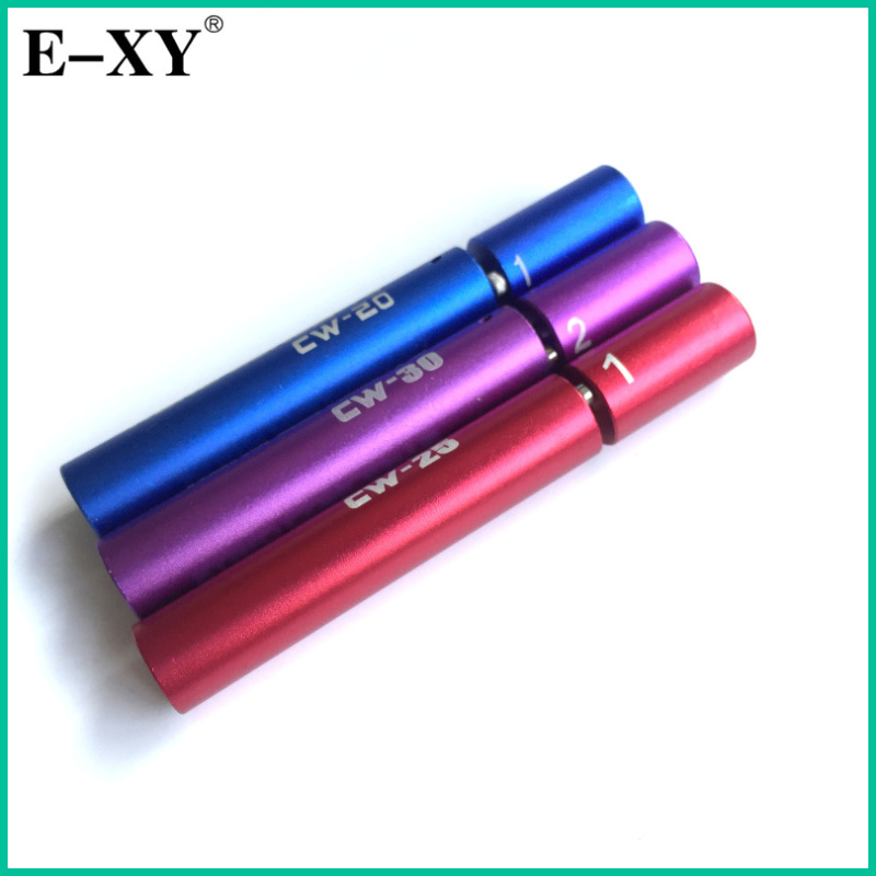 E-XY Wire Coiling Tool CW-20 CW-25 CW-<font><b>30</b></font> 3 options Silica Wick Pre-made Welded Wires - NR-R-NR Vaping Winding Jig Tool for <font><b>vape</b></font> image